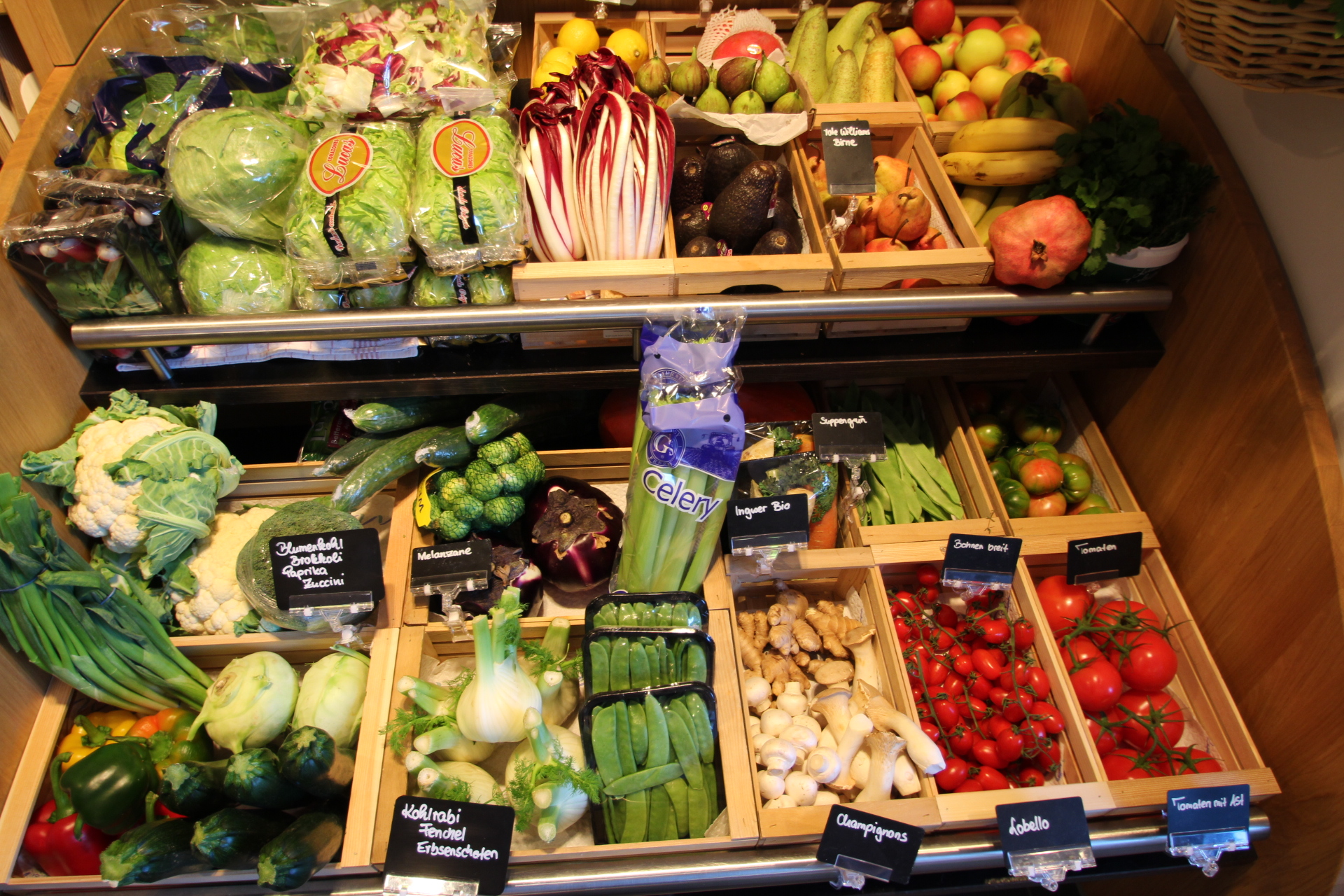 Gemüse-Hagen-Feinkost